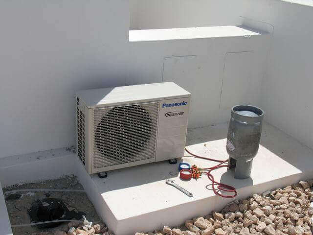 Aircon Gas Inspection Gas Top Up Singapore Gas Refilling