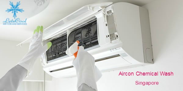 What is Chemical Cleaning? & Benefits of aircon chemical wash?