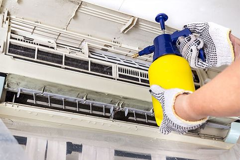 Does Your Air Conditioner Need Chemical Cleaning?