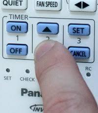 aircon timer repair