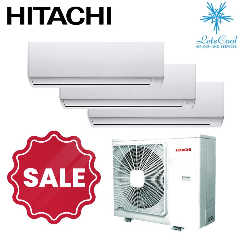 Hitachi system 3