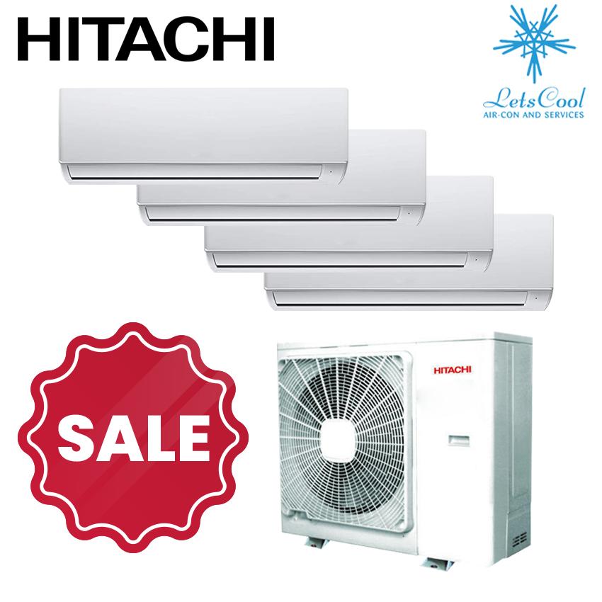 Hitachi system 4