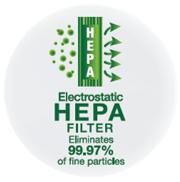 Electrostatic Hepa Filter