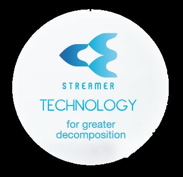 Streamer technology
