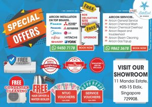aircon special offers