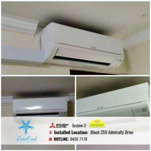 aircon installation