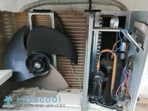 aircon compressor repair
